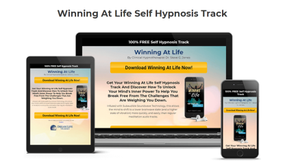 Winning at Life - DreamLife-Free Self Hypnosis Track