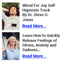 Wired for Joy Self Hypnosis Ad